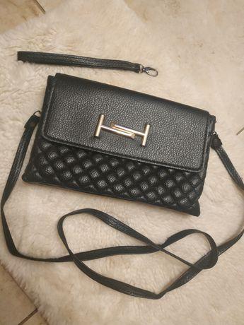 Черная сумочка,клатч