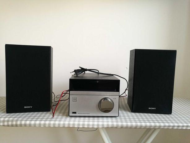 mini wieża audio Sony CMT-SBT20