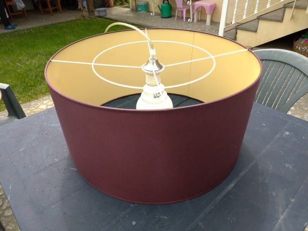 Abajur Grande - 50cm Diâmetro