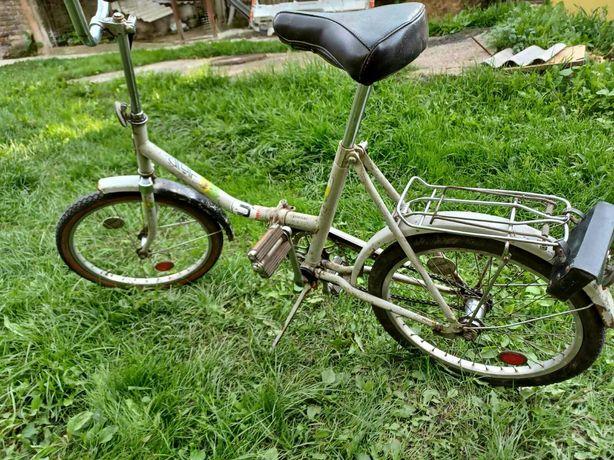 Міні велосипед дамський