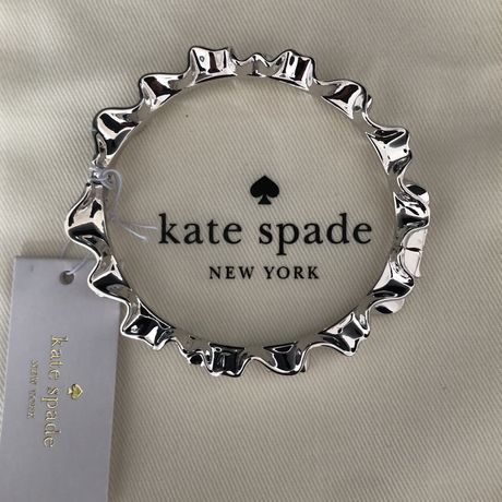 Kate Spade New York Pulseira Prateada