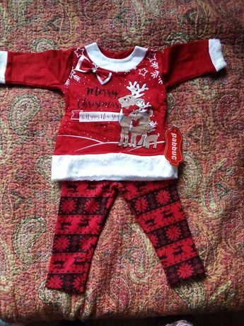 Świąteczne ubranko nowe