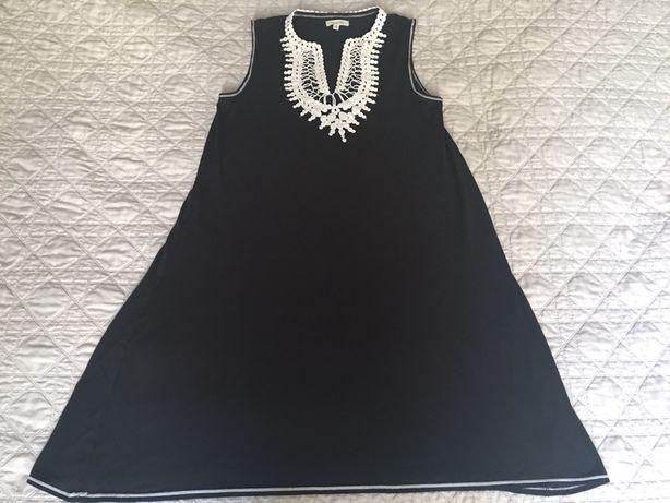 Sukienka ciążowa bawełniana z haftem roz. S