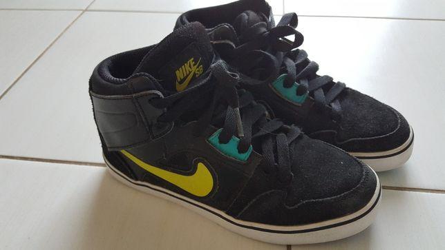 buty dziecięce NIKE eur 35,5, dł wkł. 22,5 cm