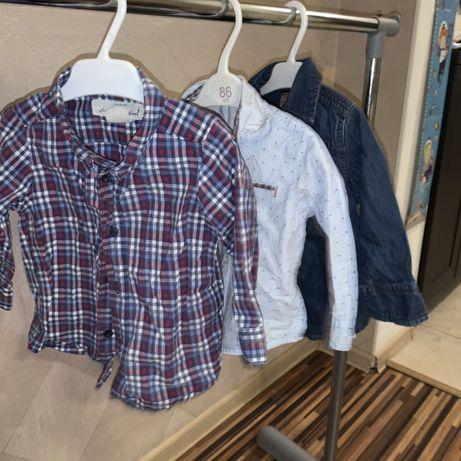Рубашка H&M Gee Jay