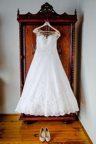 Suknia ślubna z kolekcji Elizabeth Passion