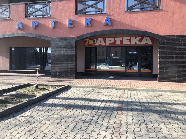 Wynajme lokal na apteke , MODLINSKA. PRZYCHODNIA 103m Parking