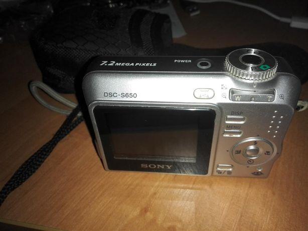 Sony dsc - s650.  .