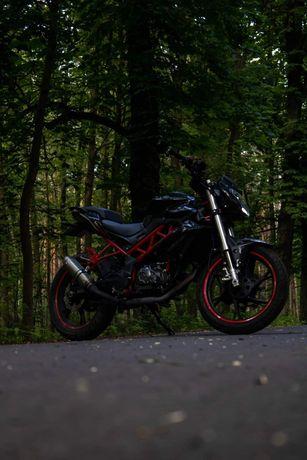 Naprawa motocykli, skuterów i motorowerów