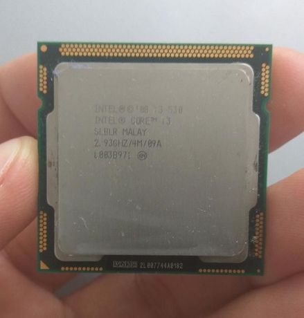 Процессор intel i3 530 2.9 GHz soket 1156