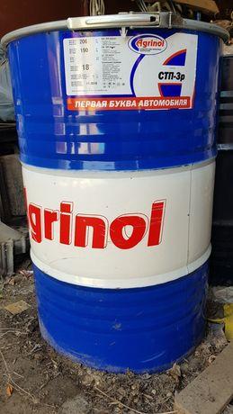 Смазка редукторная Агринол СТП-3р (200л/ 190кг)