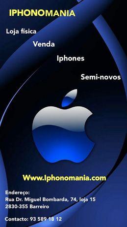 Iphones X 64 Gb loja fisica garantia como novos