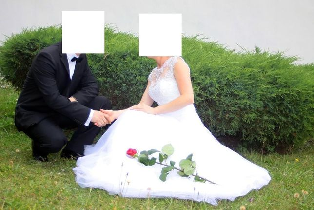 Suknia ślubna SELMA-36