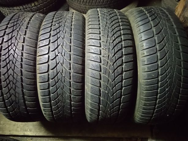195/55/16 Dunlop wintersport 4d