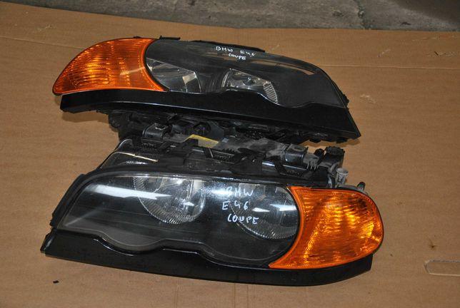 Lampy przód BMW E 46