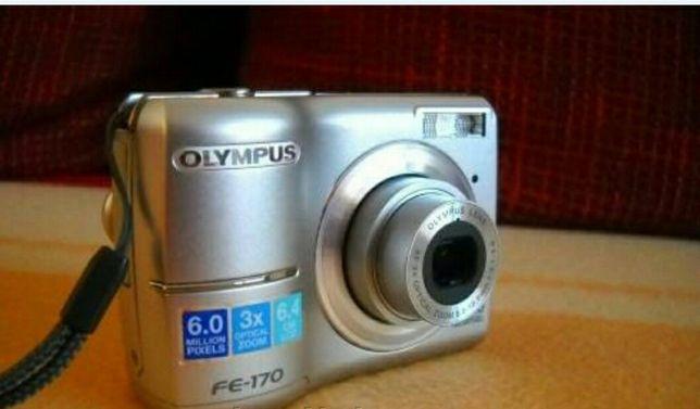Фотоаппарат Olympus FE-170 рабочий