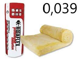 Wełna Mineralna 15cm 0,039 ciepła wysokiej jakości Mata Uni poddasza