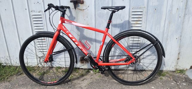 Велосипед Scott Sub 10 belt