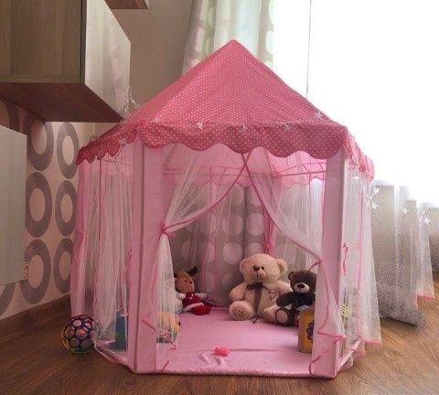 Детская палатка домик