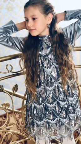 Платье нарядное , D&G