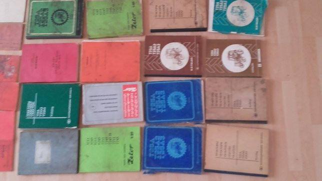 Katalogi,instrukcje obsługi ciagników rolniczych