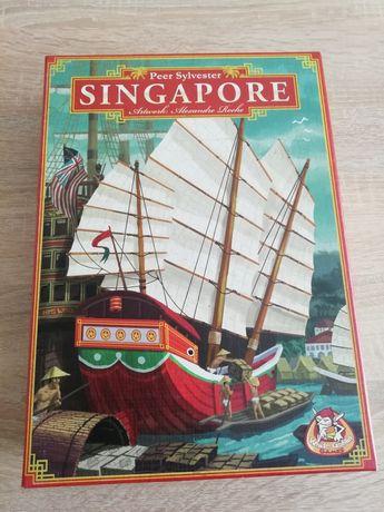 Gra planszowa Singapore wersja ENG - peer Sylvester