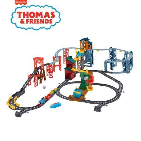 Паровозик Томас: супер железная дорога Безумный рывок на острове Содор