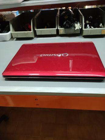 Toshiba Qosmio F60-14Q Core i7 com avaria