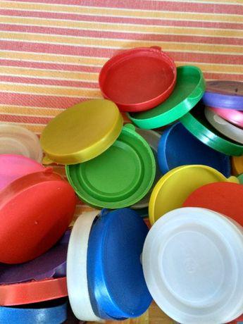 Крышки стандартные пластик