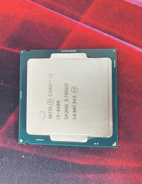 СРОЧНО!!! ПРОДАМ Процессор I3-6100 + GA-H110M-S2V DDR3 + 8GB DDR3