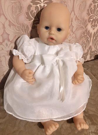 Кукла Анабель Пупс Бейбі Анабель Zapf Creation 2012 рік