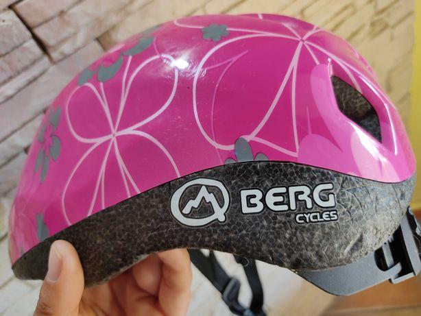 Capacete bicicleta menina da Berg