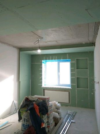 Ремонт квартир и внутренняя отделка. Гипсокартон