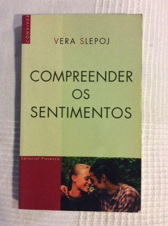 """Livro - Vera Slepoj """"Compreender os Sentimentos"""""""