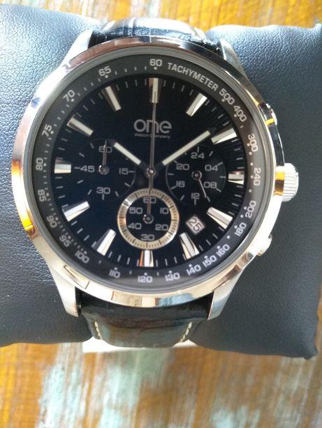 Relógio cornografo One watch company