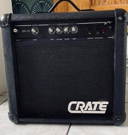 Piecyk gitarowy CRATE