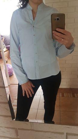 Błękitna koszula Reserved
