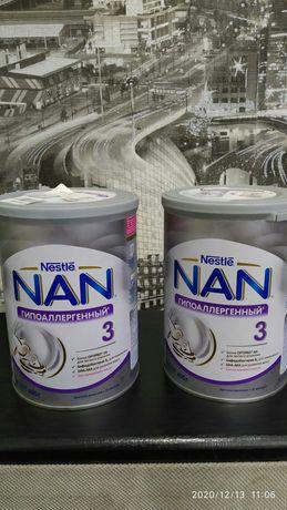Суміш NAN 3 гіпоаллергенний