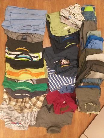 Ubrania rozmiar 98/110/104 chłopiec