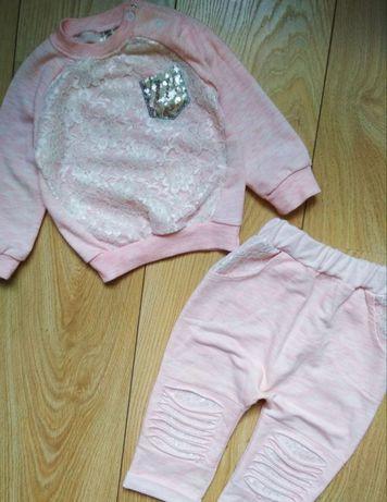Костюмчик, штани для дівчинки