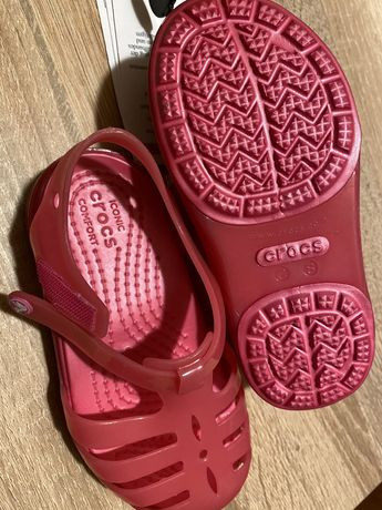 сандали НОВЫЕ Kids' Crocs Isabella Sandal C8