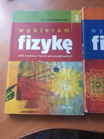 Wybieram fizykę, zakres rozszerzony, 3 ksiazki