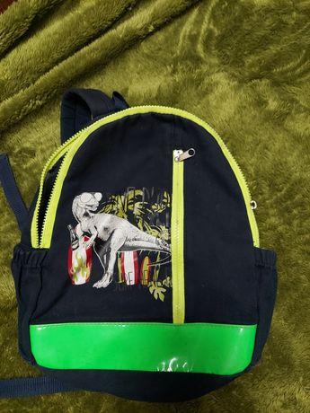 Рюкзак для мальчика дошкольника