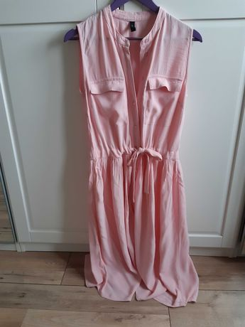 Cukierkowa sukienka YAS M/L
