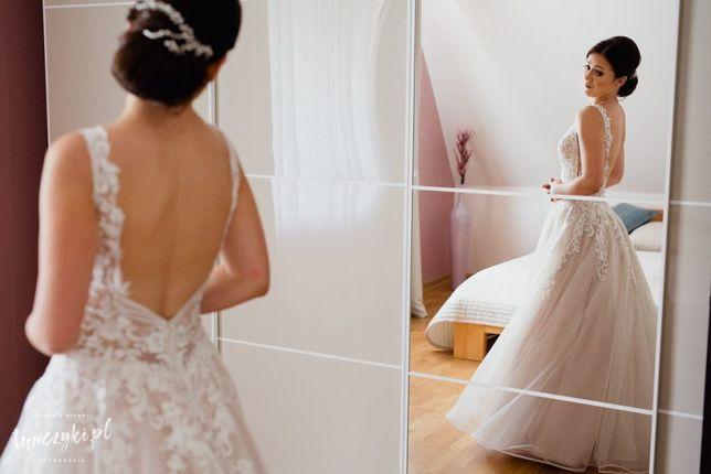 Suknia ślubna Pronovias Doha