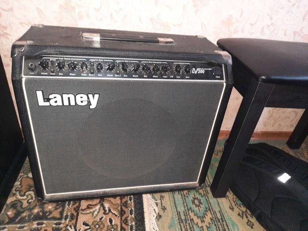 Гитарный комбоусилитель laney lv200