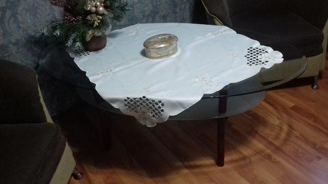 ława stół szkło stan bardzo dobry