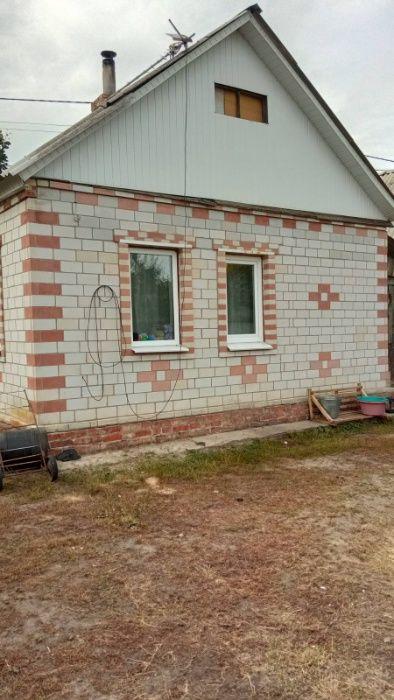Дом целый на Барановке