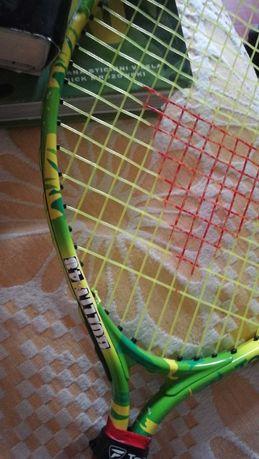 Raquete bullit tecnifibre junior