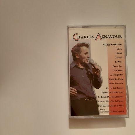 Charles Aznavour kaseta